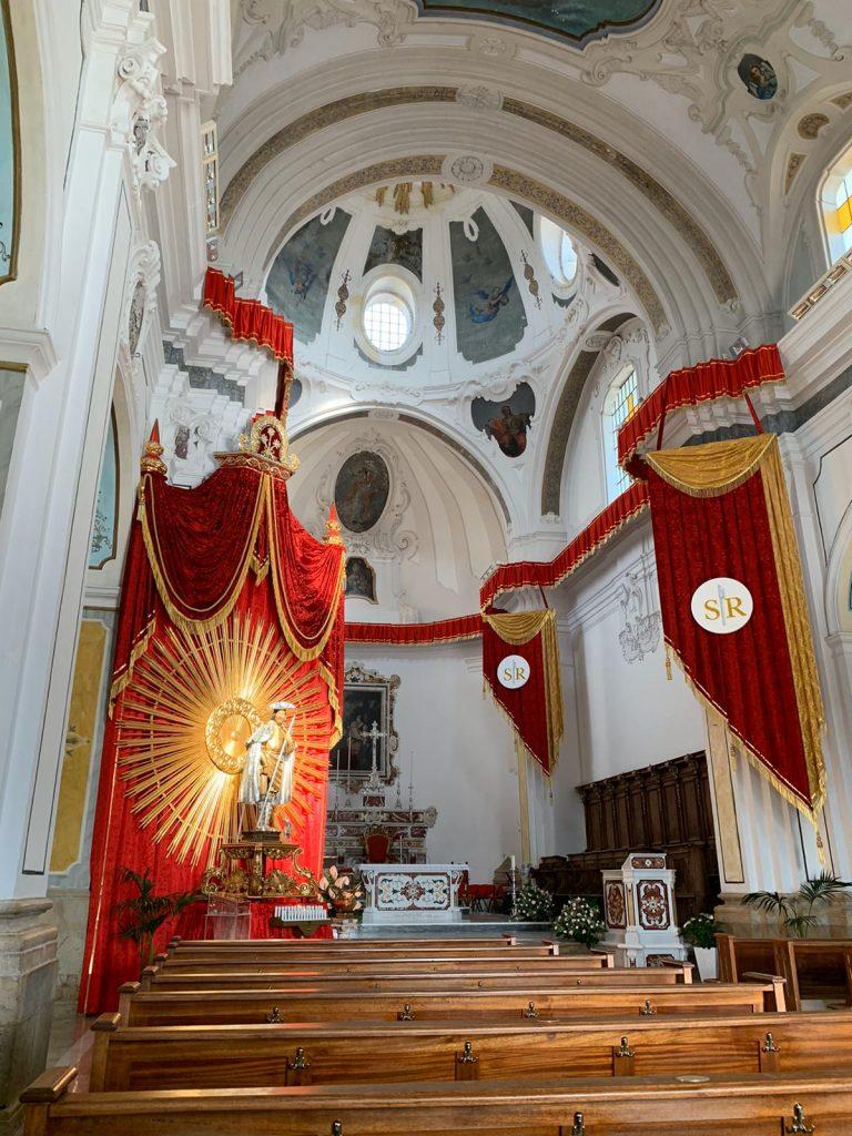 La Chiesa di San Nicola, santuario di San rocco