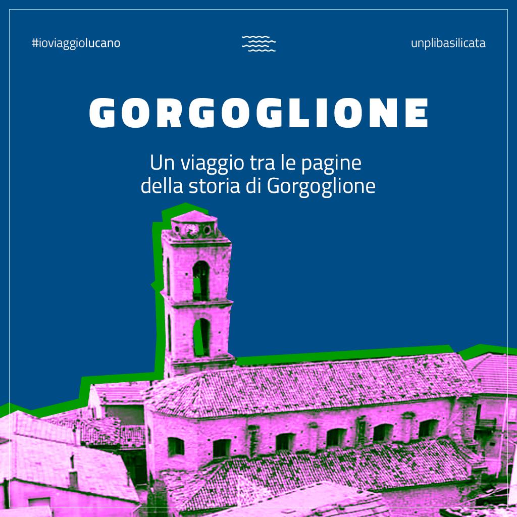 Grafica di Gorgoglione