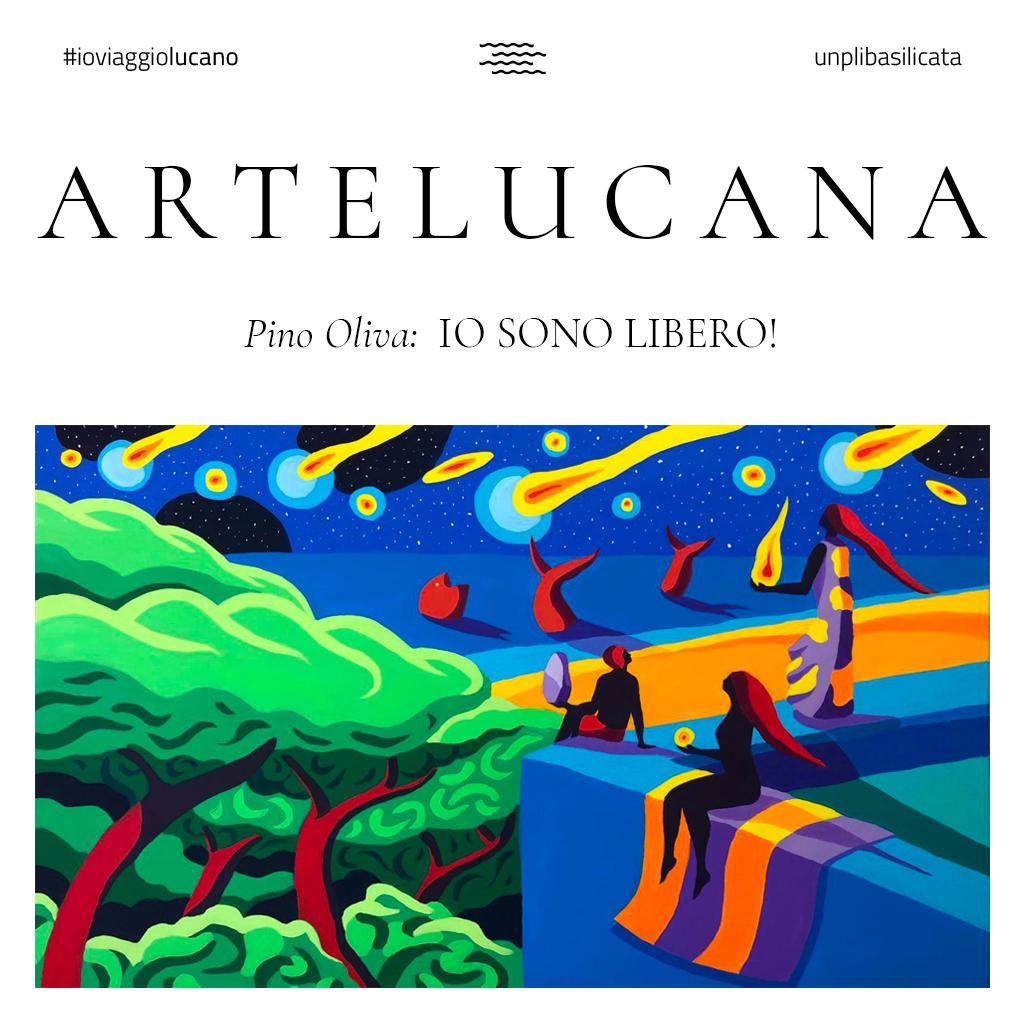 L'arte lucana di Pino Oliva