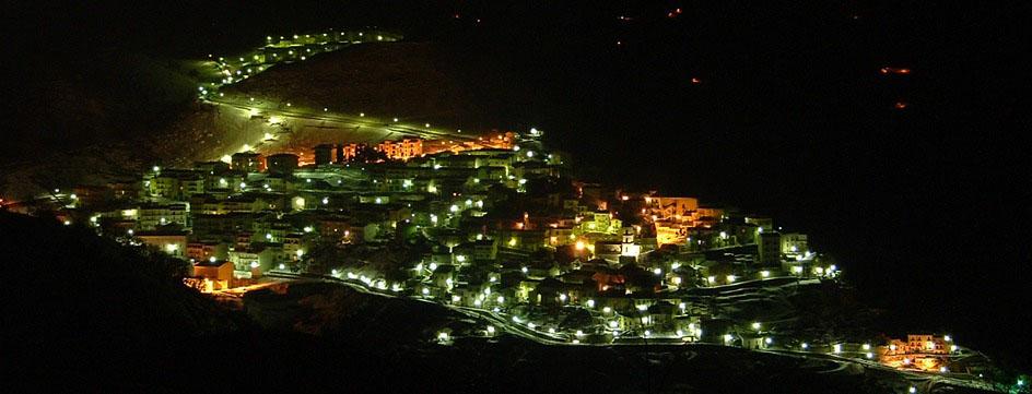 Panoramica di Gorgoglione