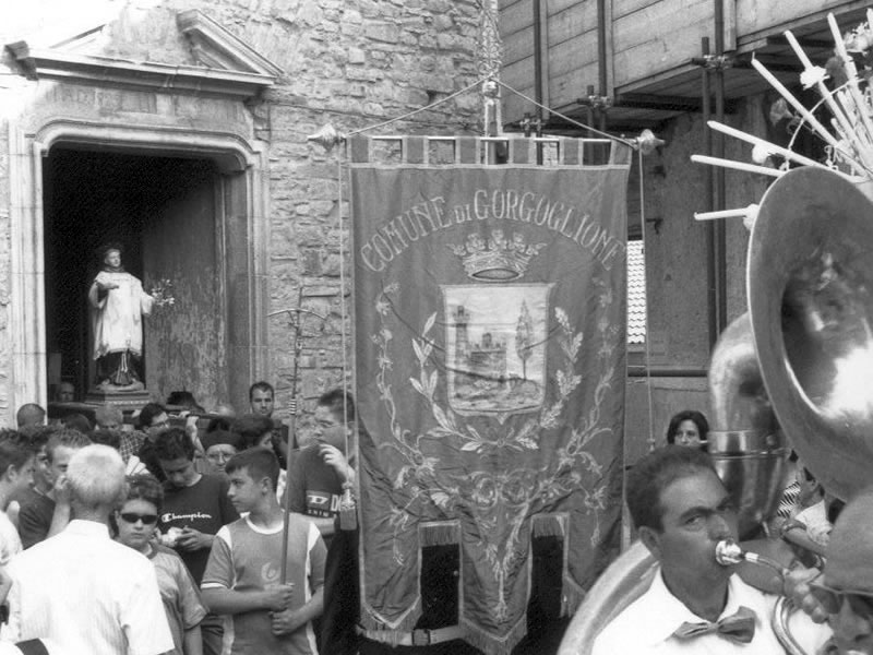 Processione a Gorgoglione